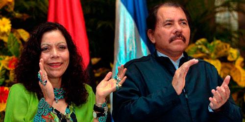 """Nicaragua: Del """"clan de los Somoza"""" al """"clan de los Ortega-Murillo"""""""