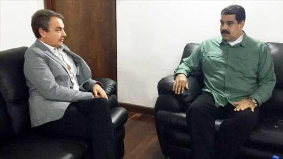 Las misteriosas gestiones de Zapatero en Venezuela