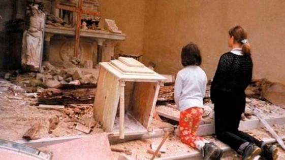 Cristianos en peligro de extinción en Oriente Medio