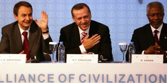 Cuando de pronto interesa la Alianza de Civilizaciones