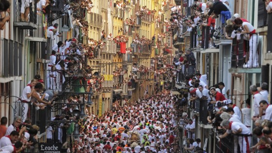 San Fermín para listos