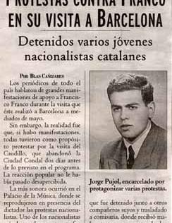 ¿Jordi Pujol = 1/2 Franco?