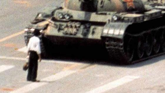 Tiananmen, escalofrío corregido y aumentado