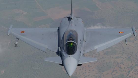 Meteor, FLIR, datos, láser… ¿en qué consistirá la modernización del Eurofighter?