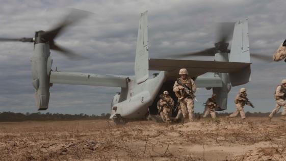 Habla un general de los Marines: «Morón es clave para nosotros»