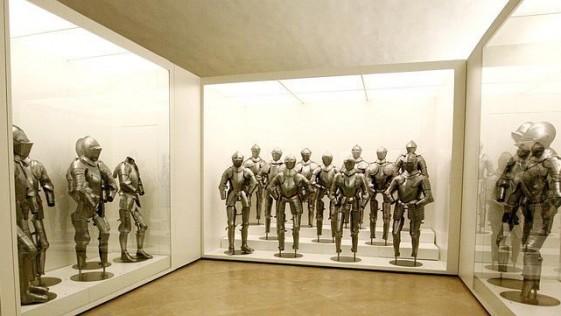 Museos militares… ¡menudas sorpresas!