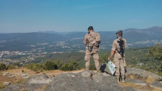 Operación «Centinela»: evitando incendios en Galicia