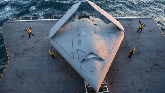 En el portaaviones «Harry S. Truman» (II): ¿nueva era de «portadrones»?