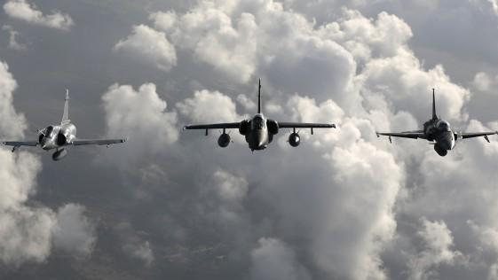 Venezuela y EE.UU., unidos en el mayor ejercicio de guerra aérea de América