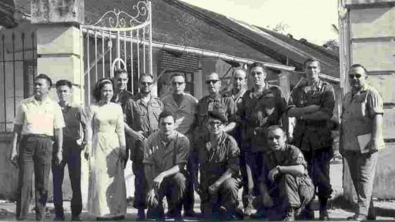 Vietnam (1966-1971): cuando la sanidad militar se estrenó en el exterior