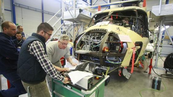 El futuro de la industria de Defensa (III): Eurocopter en Albacete