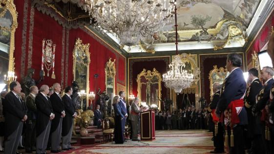 Pascua Militar: el discurso de Morenés en cinco frases