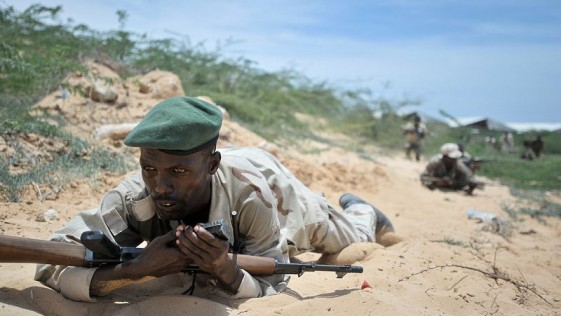 Siete militares españoles ya en Mogadiscio: empiezan en abril