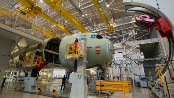Airbus anuncia una reducción de empleos en el programa del avión militar A400M