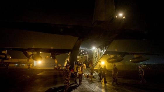 Primera misión del Ejército del Aire en la República Centroafricana