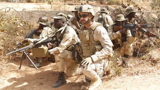 Defensa pedirá en el Congreso la ampliación del contingente en Malí: de 140 a 292 militares