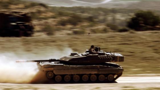 Carros de combate, ¿para qué?