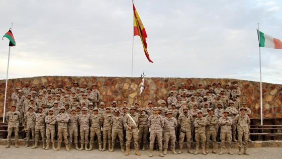 Panteras en Moqur: puro combate