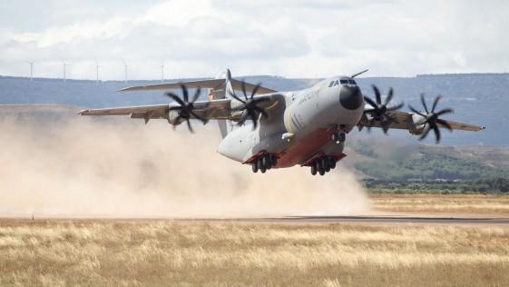 Airbus DS entregará el primer A400M al Ejército del Aire en 2016