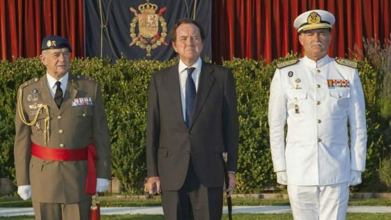 Un especialista en submarinos y buceador, nuevo jefe del Cuarto Militar del Rey