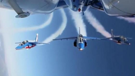 «Aire 75»: el gran festival aéreo en el aniversario del Ejército del Aire