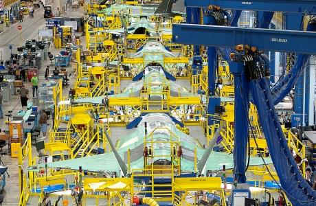 La Bolsa de Defensa: Lockheed Martin, al alza