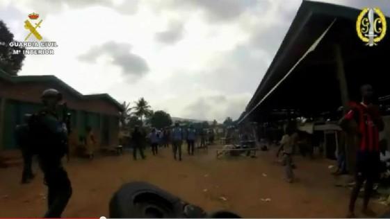 Vídeo: los GAR de la Guardia Civil, misión Centroafricana