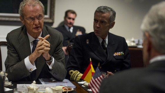 Los «boinas verdes» de Perejil apuntan al nuevo despliegue de Irak