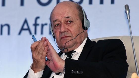 Le Drian, ministro francés: «La seguridad de la UE depende de la estabilidad de África»