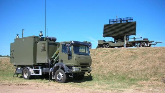 Indra suministrará radares móviles a Australia
