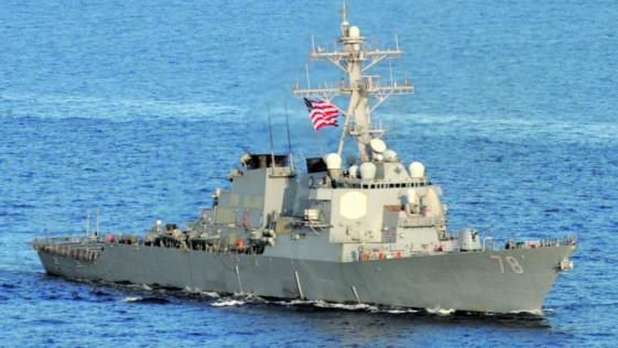 El tercer destructor de EE.UU. para el «escudo antimisiles» llegará a Rota en mayo