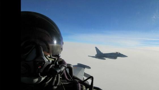 El Ejército del Aire tiene 61 cazas Eurofighter y le quedan 9 por recibir