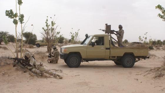 Flintlock 17: España lleva a África 130 efectivos, un C-295 y cuatro helicópteros