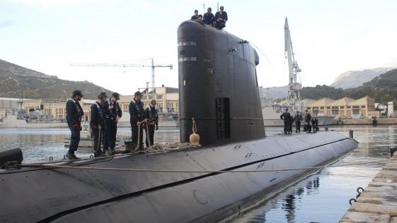 La Armada prolongará la vida operativa de sus tres submarinos por el retraso del S-80