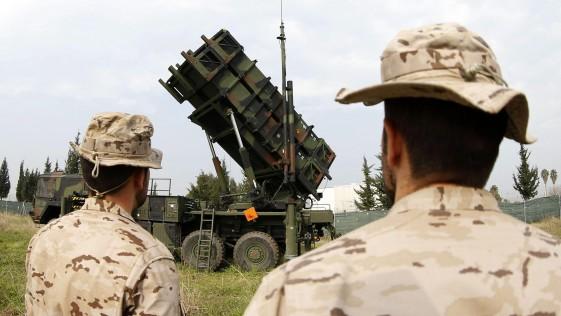 Defensa sólo renueva por seis meses la misión de los Patriot en Turquía