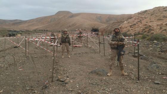 El RIL «Soria» Nº9 asume el mando de la misión del Ejército en Afganistán