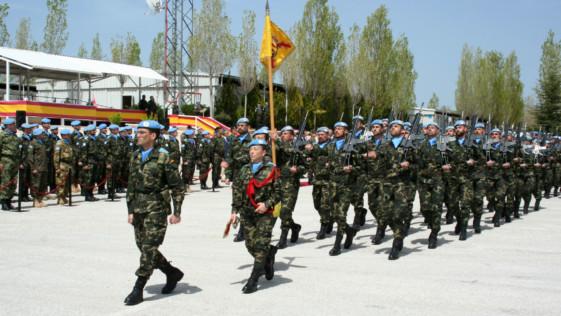 Italia se hace con el liderazgo en Líbano, al que aspiraba España