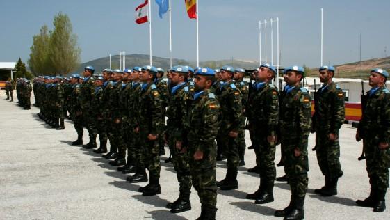 La misión del Ejército en Líbano: en 20 imágenes