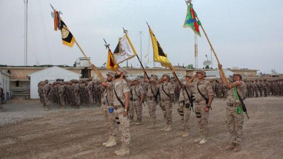 El Ejército honra al Gran Capitán con el nombre de su base en Irak