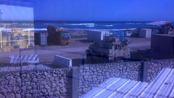 La misión del Ejército en Mogadiscio