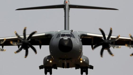 Airbus reconoce «nuevos problemas inesperados» en el motor del A400M