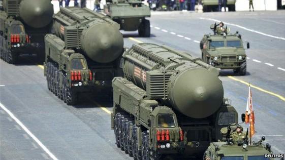 15.850 cabezas nucleares en el mundo, 1.800 en máxima alerta