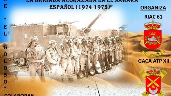 Una exposición del Ejército para recordar el Sahara español