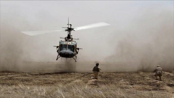 Irak a casi 50ºC: el adiestramiento del soldado iraquí visto por el contingente español