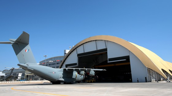 Airbus alquila un nuevo hangar en Sevilla para impulsar el programa A400M