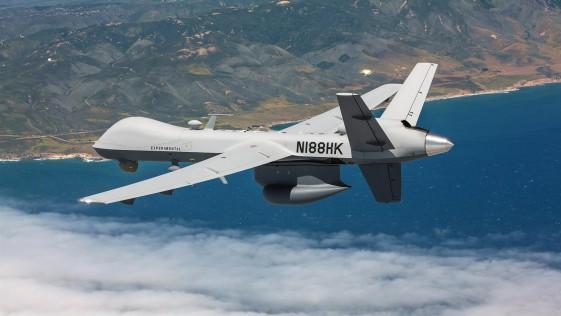 Vídeo: así es el drone Reaper que España quiere comprar a EE.UU.