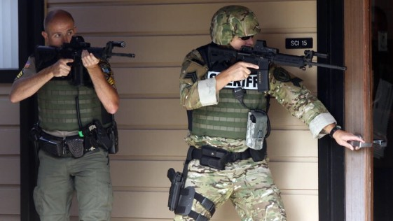 «Shooting in Oregon»: la otra guerra de EE.UU.