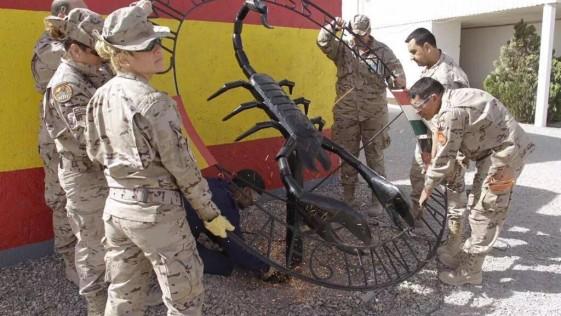 España se va de Herat…y casi del todo de Afganistán