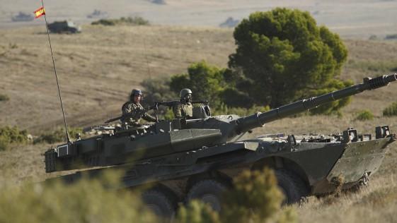 España se activa en unas maniobras como «punta de lanza» de la OTAN