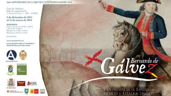 Exposición del Ejército de Tierra sobre la figura de Bernardo de Gálvez